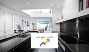 Latest Google Trends For Kitchen Retailers | Lead Wolf