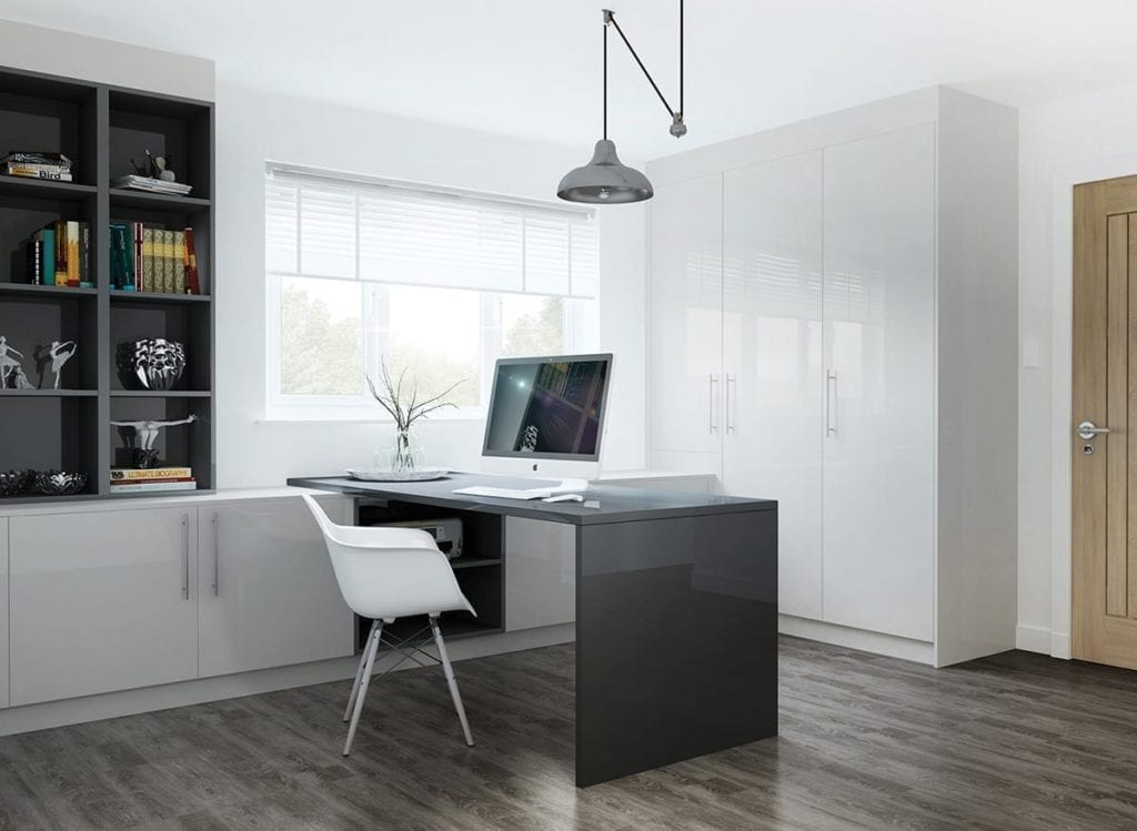 Optimising your home working space | Lead Wolf