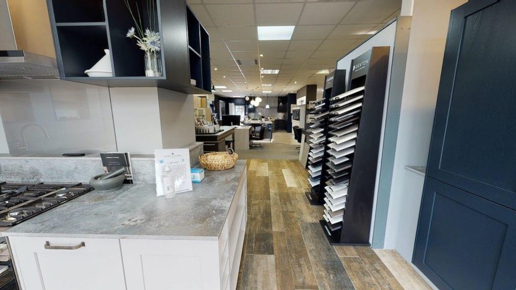 Matterport Showroom 360 Walkthrough