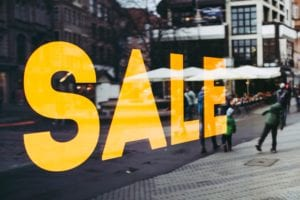 January sale: How and why should your KBB showroom run one?